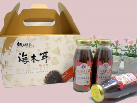 【養生聖品】海木耳纖活飲12入禮盒 [預購中]