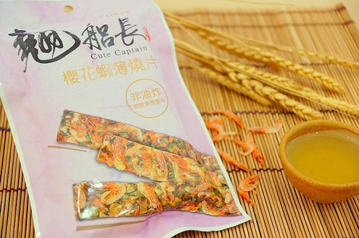 東港櫻花蝦、櫻花蝦薄燒片、高雄伴手禮